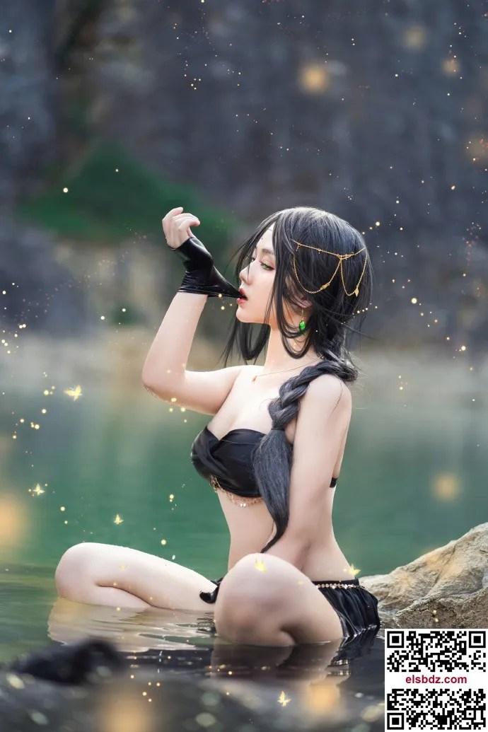 鬼刀风铃公主cos 超唯美动人 cn镜酱 (18P)插图(2)