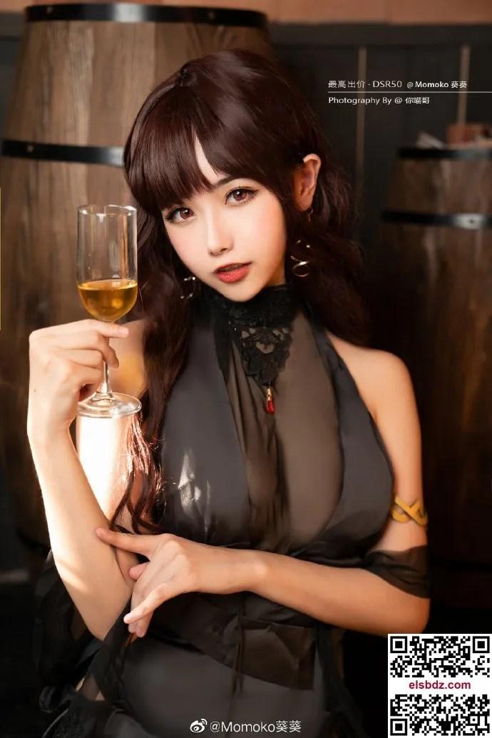 少女前线DSR-50最高出价cos Momoko葵葵 (12P)插图(3)