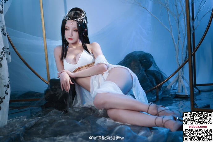 闪烁之光新英雄女娲cos cn铁板烧鬼舞w (10P)插图(2)