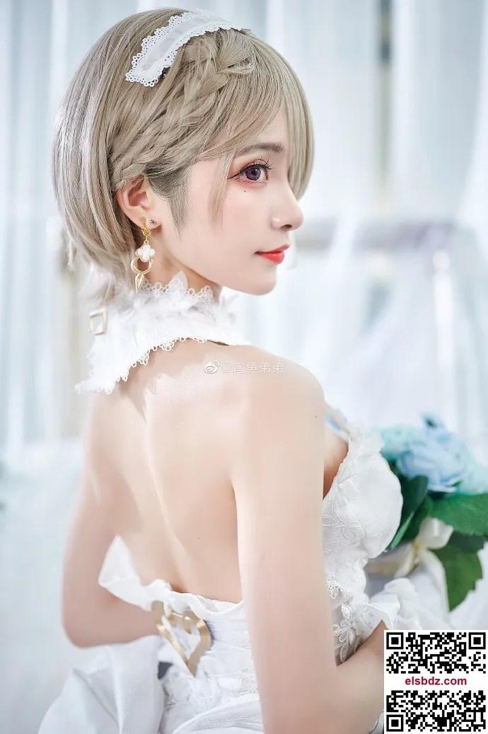 崩坏3丽塔花嫁蔷薇誓言cos cn宵鱼弟弟 (14P)插图(7)