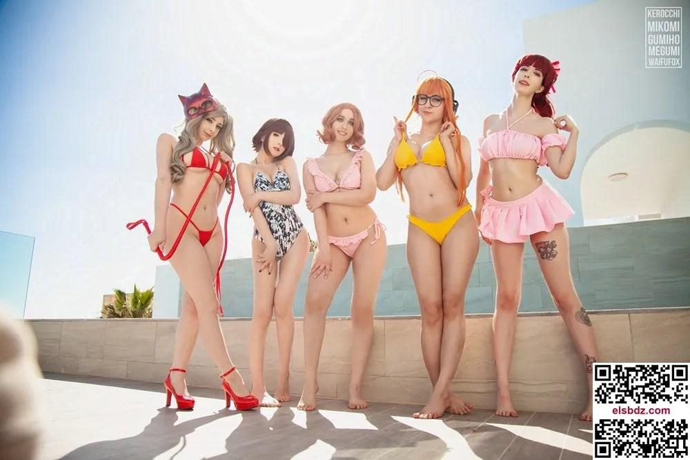 Persona 5 Bikini插图