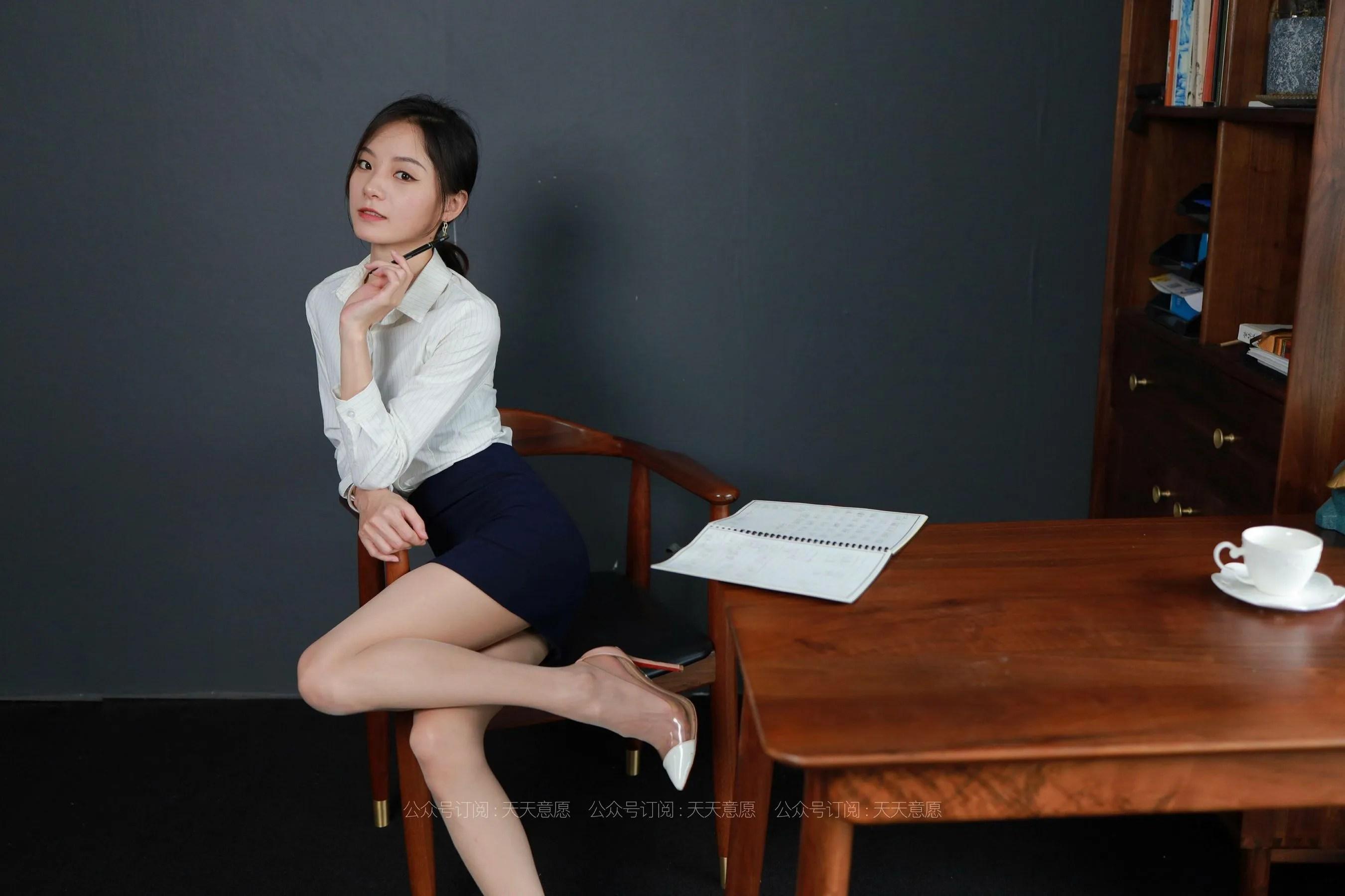 [IESS] 丝享家813: 小六《火辣女秘书》[88P]插图(9)