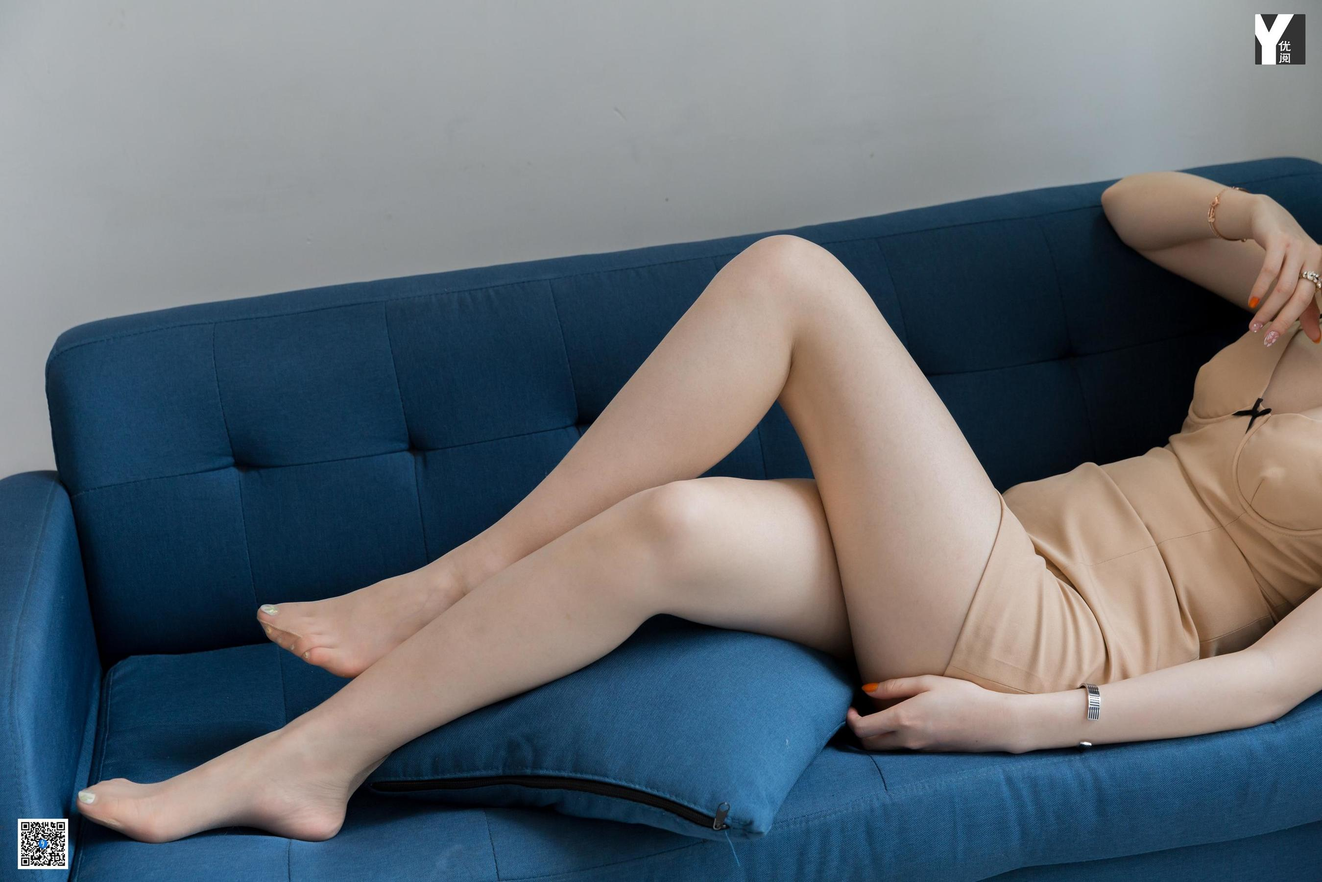 [IESS] 丝享家 764 喵姐《来一杯mojito》 丝袜美腿写真[90P]插图(9)