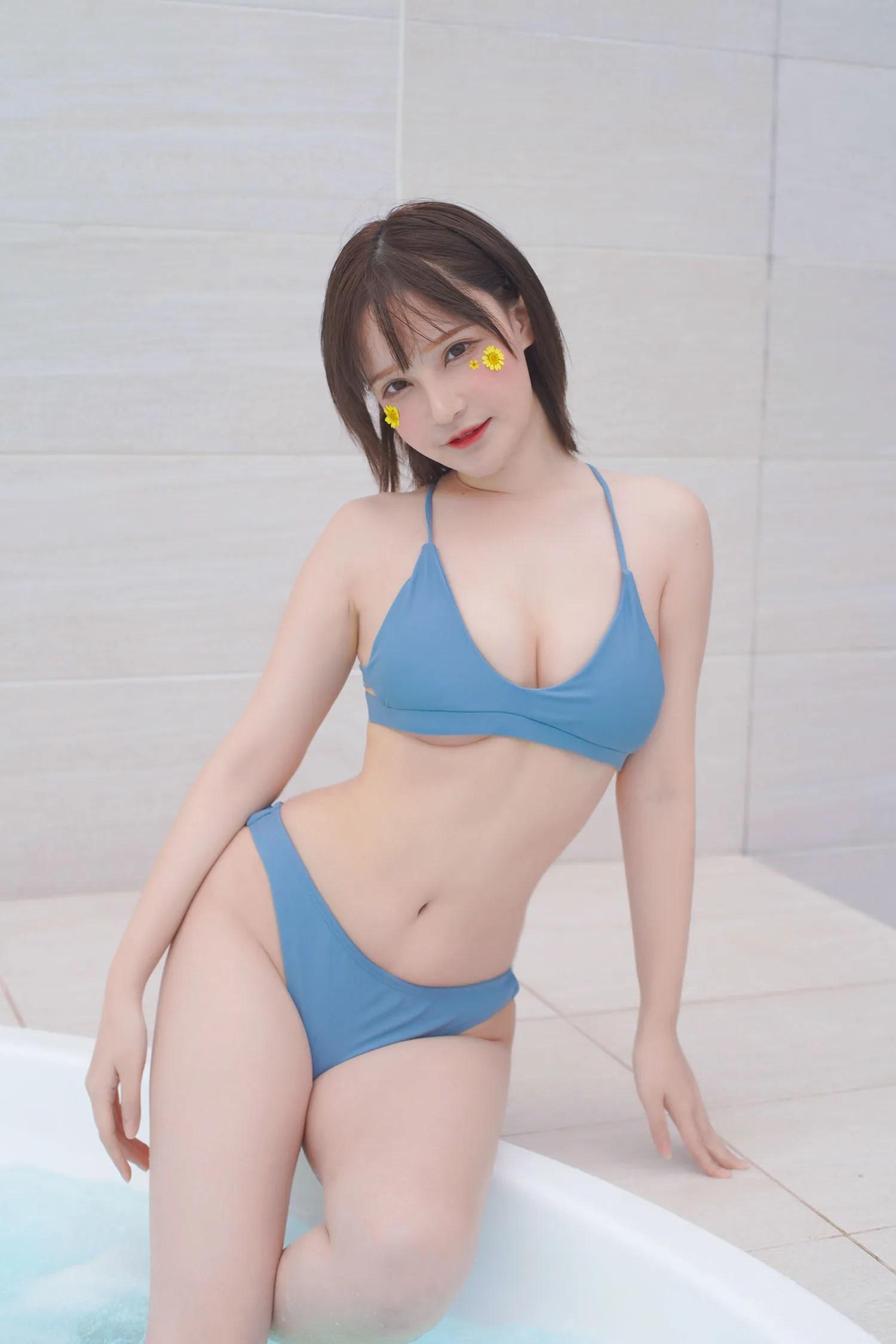 [COS福利] 千夜未来(Senya Miku)- 水着 写真套图[17P]插图(9)