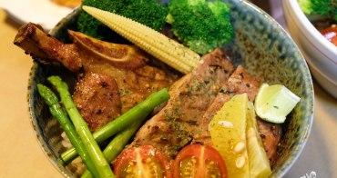 台中西屯美食︳秋刀鬪肥牛-主打去刺秋刀魚丼和炙燒牛丼,白飯、味噌湯、沙拉、飲料讓你吃到飽!