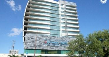 宿霧住宿︳Bayfront Hotel一晚$1500,SM Mall就在對面,一樓有7-11超方便