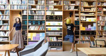 高雄閱讀咖啡店Booking:最有質感的漫畫閱讀店,舒適到令人想當地縛靈