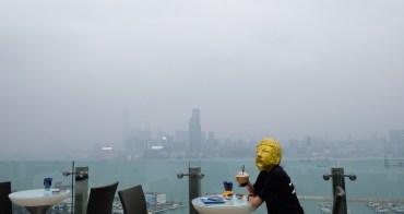香港酒吧推薦︳SKYE:銅鑼灣無邊際酒吧坐享維多利亞港景,香港浪漫約會好去處