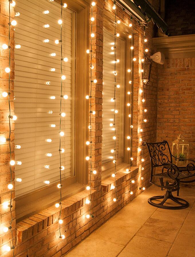 spoiler alert diy curtain lights are