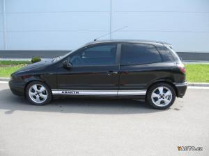 Prodám Fiat Bravo 19 JTD prodej Fiat Bravo Osobní auta