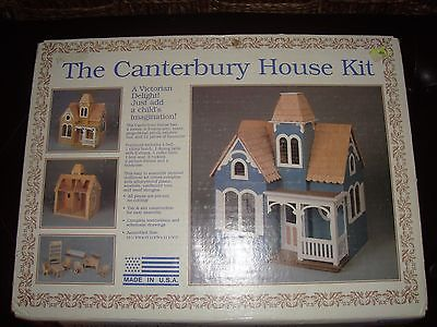 Victorian Newberg Dollhouse Kit For Sale Classifieds