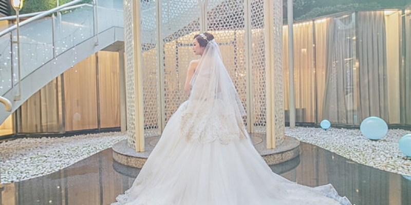 [婚禮] 我的四套復古婚紗及超強新秘Alice