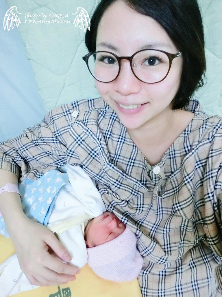 [生產] 中山醫院自然產全紀錄-丸子誕生了!!!
