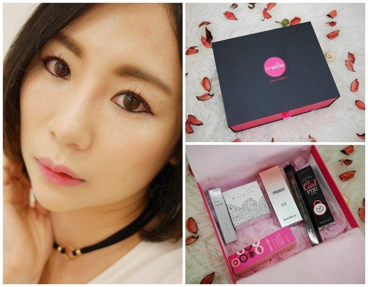韓國首爾直送meiBe Box一盒打造最夯韓妝