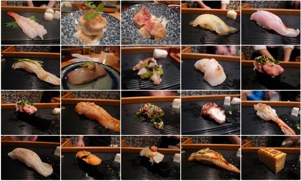 夏慕尼鐵板燒+游壽司