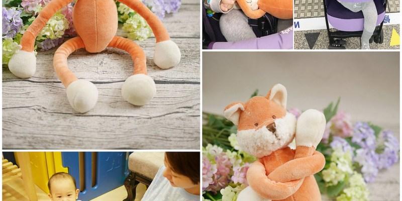 [母嬰] 美國miYim有機棉瑜珈娃娃,多種玩法安心又有趣