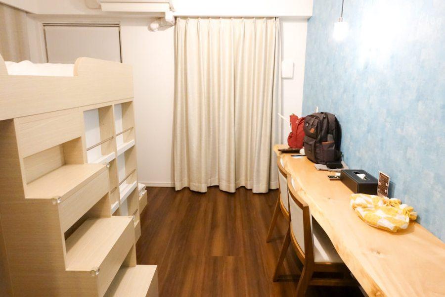【東京旅遊】日本東京日本橋阿克薩斯公寓式酒店(Hotel Axas Nihonbashi)│東京住宿分享