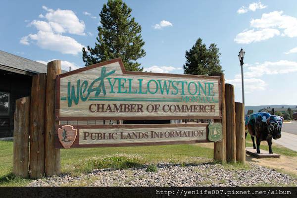 【美國打工旅遊】美國Work and Travel黃石國家公園 West Yellowstone 西黃石之旅(黃石國家公園西方小城鎮)