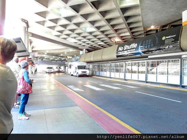 【美國打工旅遊】西雅圖機場Sea-Tac Airport Shuttle與機場鄰近旅館Red Roof Inn