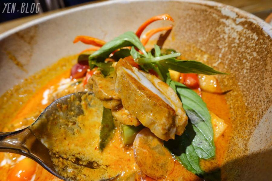 【食記】台中市南屯區 ‧ Thai.J泰式料理 氣氛佳有格調!都市秘境花園餐廳(文末附菜單)