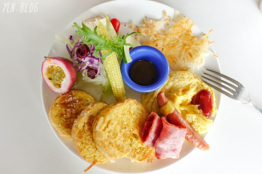 【食記】台中市北區 ‧ 森CABIE 台中早午餐、咖啡、鬆餅(近孔廟、雙十國中)
