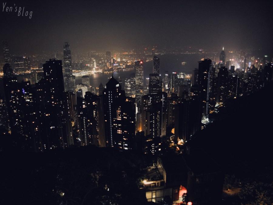 【香港旅遊】香港四天三夜自由行行程規劃分享與建議
