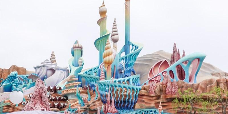 【東京旅遊】日本東京迪士尼海洋介紹、推薦五大必玩、迪士尼須知QA 迪士尼海洋攻略與心得