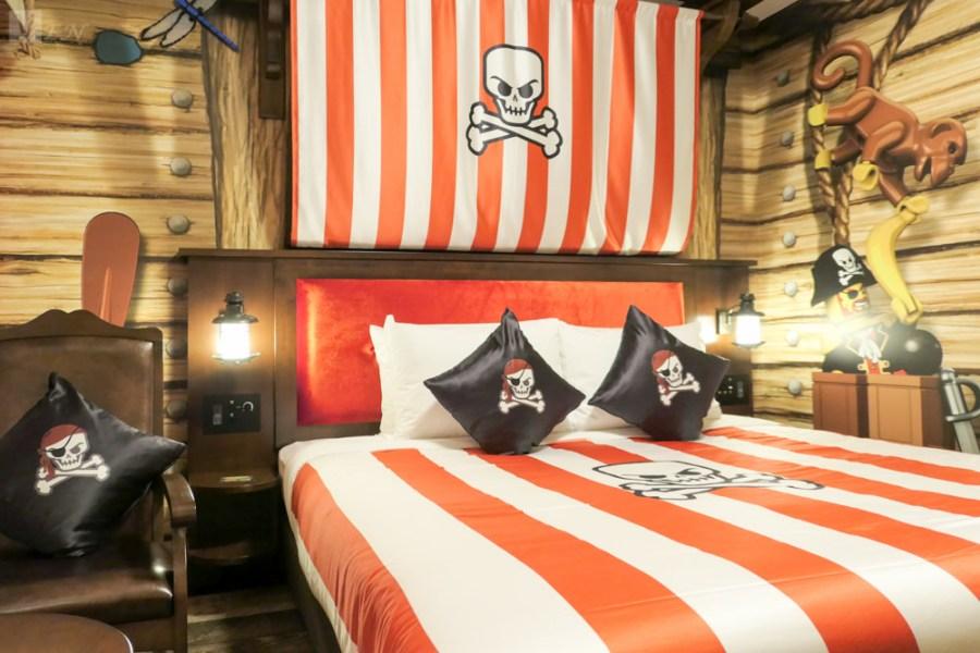 【名古屋旅遊】日本名古屋樂高樂園主題飯店Legoland Hotel,親子住宿推薦│名古屋住宿分享