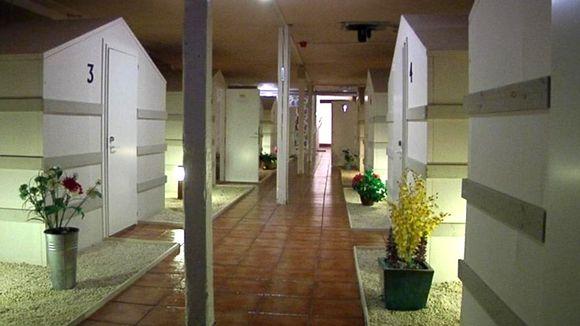 Telttahotelli