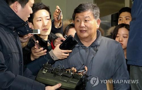 Roh Tae-kang (Yonhap file photo)