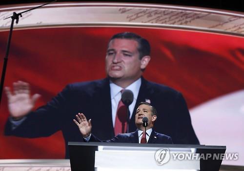테드 크루즈(AP Photo/Carolyn Kaster)