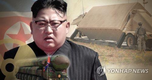 사드 레이더 등 핵심장비 배치, 북한 반응하나? (PG)
