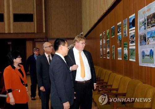 N. Korea marks Int'l Day of Biological Diversity