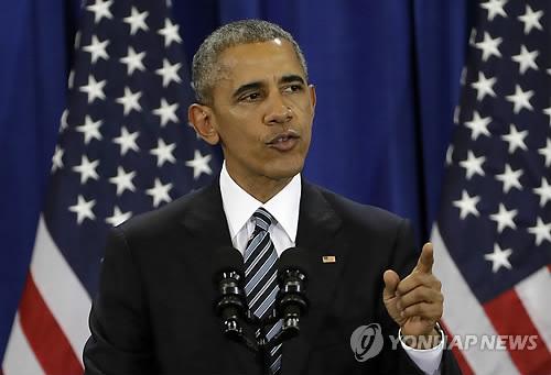 버락 오바마 미국 대통령