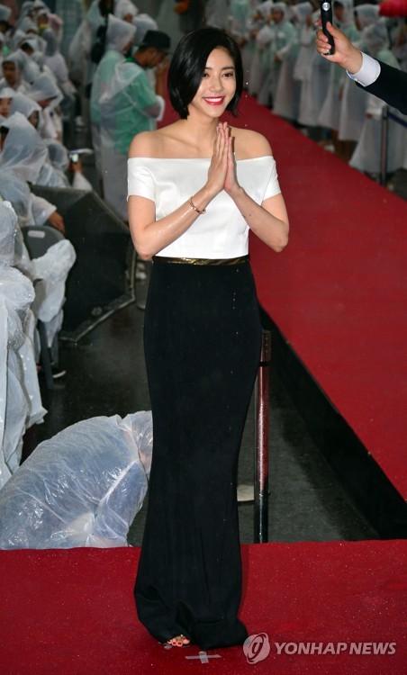 Son Dam-bi at film fest