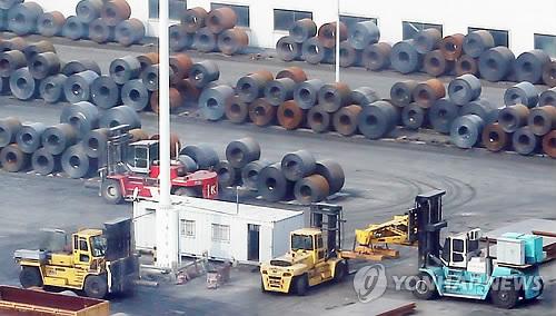 Steeling for high U.S. tariffs