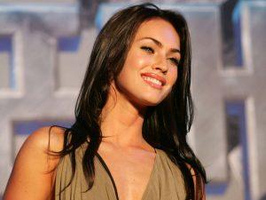 Cute Smile of Megan Fox HD Images