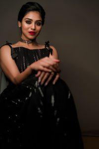 Indhuja Ravindren In Black3
