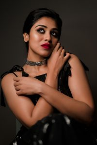 Indhuja Ravindren In Black5