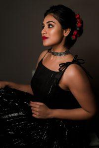 Indhuja Ravindren In Black6