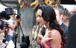 Megan Fox Top Popular Celebrity Actress of America HD Wallpaper