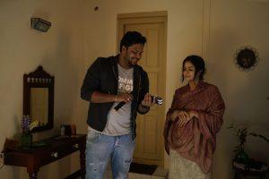 Ponmagal Vandhal Movie Working Stills4