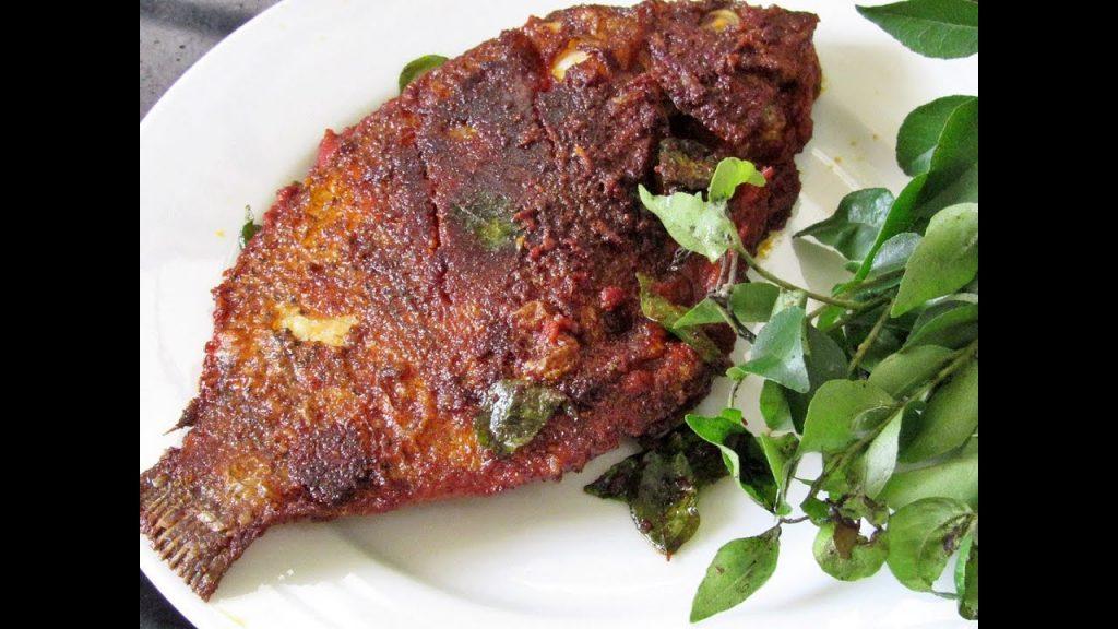 Traditional Fried Kareemeen