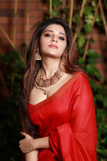 Actress Aathmika Cute, Hot, Gorgeous Pictures12