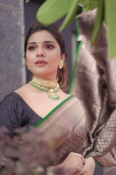 Actress Aathmika Cute, Hot, Gorgeous Pictures20