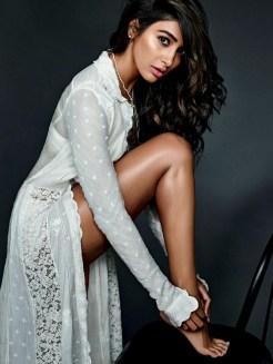 Actress Pooja Hegde Hot Photo Shoot for Maxim India Magazine7