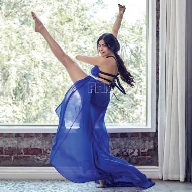 Adah Sharma Hot Photoshoot For FHM Magazine6