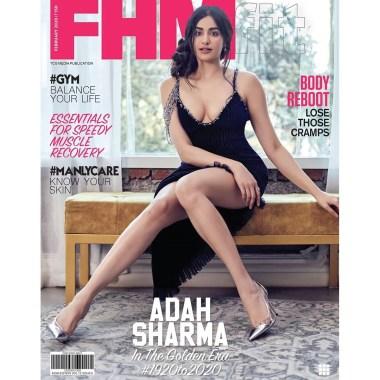 Adah Sharma Hot Photoshoot For FHM Magazine8