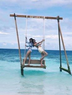 Kajal Aggarwal Hot Pics From Her Maldives Trip14