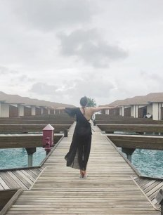 Kajal Aggarwal Hot Pics From Her Maldives Trip9
